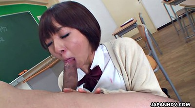 Japanese teacher, Japanese teachers, Blowjobs
