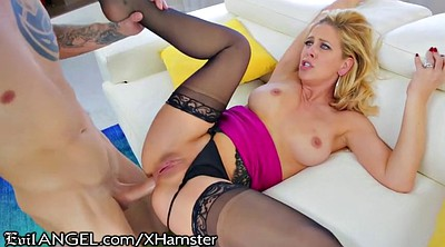 Young anal, Devil, Cherie deville, Step son