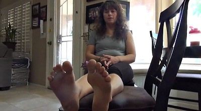 Sole, Mom feet