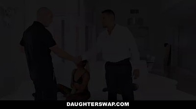 Big, Daddy daughter, Swapping, Daughter swap, Cumshots