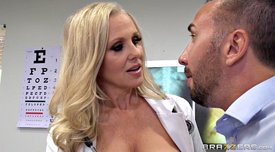 Julia ann, Ann, Ejaculation, Clinic