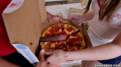 Worship, Delivery, Pizza