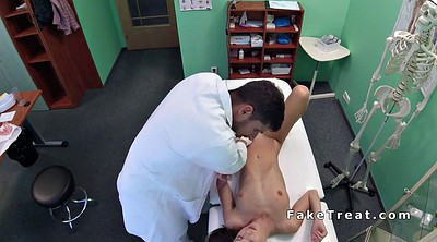Big cock, Fake doctor, Slim
