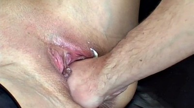 Milf anal, Abused, Abuse, Mature fisting, Latex anal, Anal abused