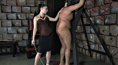 Slave, Caning, Male slave