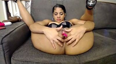 Double anal, Big pussy, Big ass solo