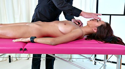 Small tits, Tits massage
