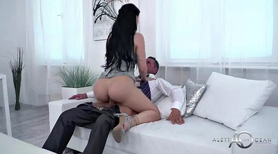 Aletta ocean, Bbw wife, Ocean, Aletta, Husband wife, Wife big ass