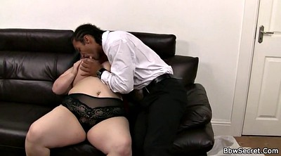Cheating wife, Black man, Big boob