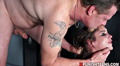 Punished, Deep throat, Punish, Deep fuck