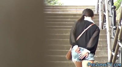 Piss, Japanese outdoor, Japanese public, Japanese pissing, Asian outdoor