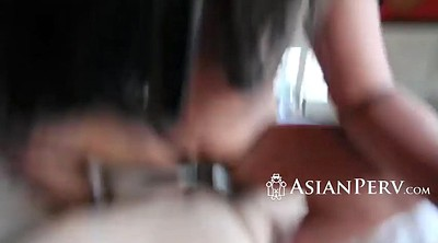 Asian chubby, Teen hairy