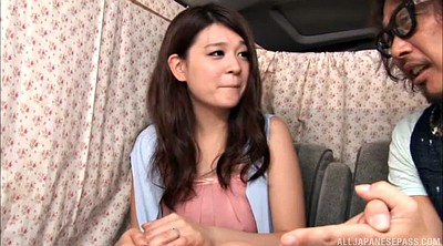 Japanese blowjob, Lady, Car handjob, Japanese handjob, Japanese love, Sensual