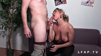 Casting anal, Casting french, Milf french, French casting, Anal french