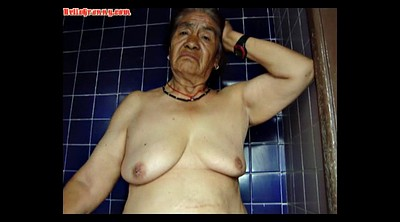 Grandma, Picture, Pictures, Latin, Chubby mature