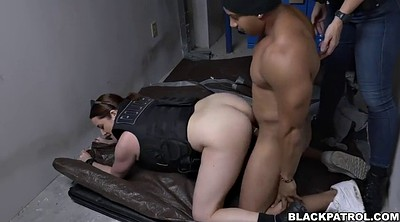 Punishment, Foursome, Black missionary, Immigrant, Ebony missionary