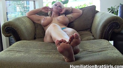 Cuckold humiliation, Foot femdom, Humiliation, Cuckold foot, Bdsm foot
