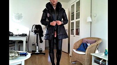 Leather, Sissy gay