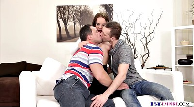 Bbw threesome, Fat gay