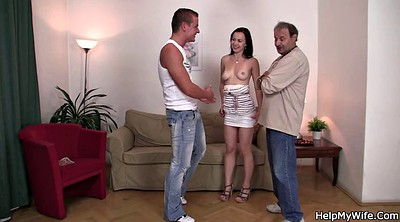 Old man, Swap, Teen wife
