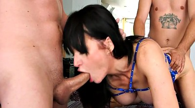 Mature anal, Double mature