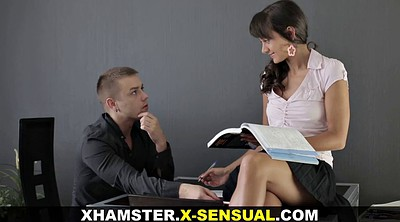 Teach, Teens anal, Seduced