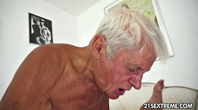 Old man, Old man fuck young, Bottle