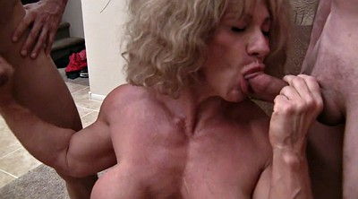 Cougar, Female masturbation
