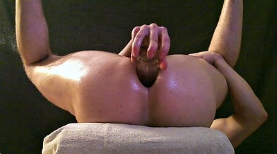 Gaping, Gay toys, Fat gay, Fat butt, Thick ass, In my ass
