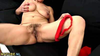 Mature hairy, Pleasure, Mature masturbate