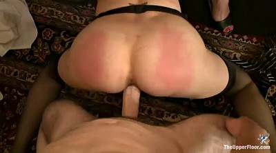 Forced, Force, Tied up, Lady spanked, Tied spank, Forces