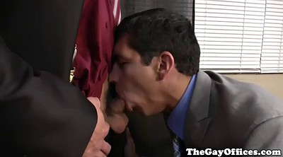 Office anal, Gay hd