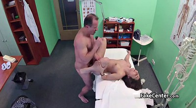 Doctors, Cum on pussy, Doctor f