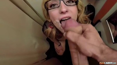 Throat fucked, Public anal, Changing room