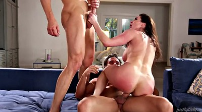 Kendra lust, Riding