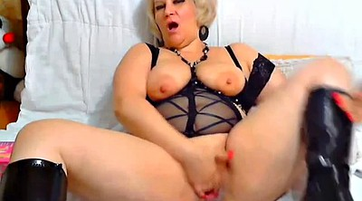 Russian milf, Recording