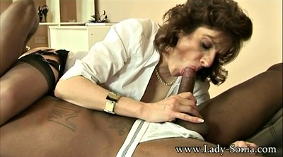 Mature, Ebony