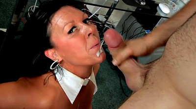 Hot milf, Young lover