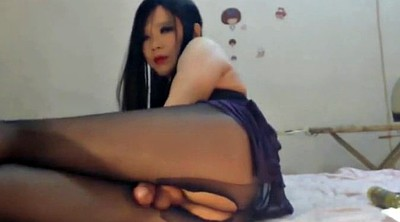 Chinese, Trap, Chinese voyeur, Trapped