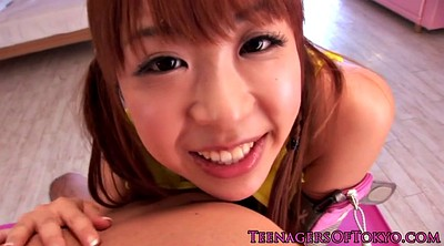 Asian teen, Japanese tits