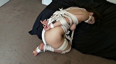 Rope, Tied, Foot gagging