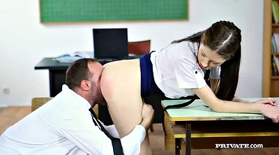 Teacher anal, Teacher, Spank ass, Uniform