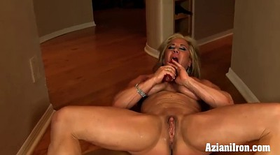 Mature solo, Muscle girl, Solo girl