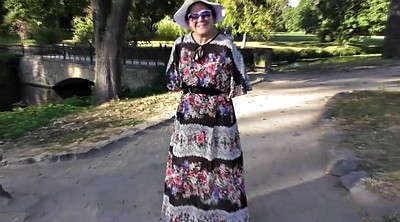 Hairy granny, Dress, Transparent