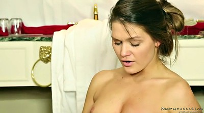 Shower, Lesbian massage, Alison tyler, Abby cross, Alison, Nuru massage
