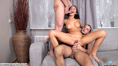 Russian anal, Group anal