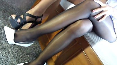 Asian, Japanese pantyhose, Japanese foot, Foot japanese