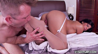 Nurse, Asian riding