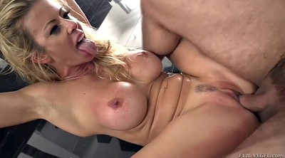 Squirting, Machine, Alexis fawx