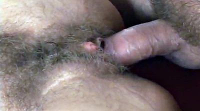 Creampie compilation, Hairy anal